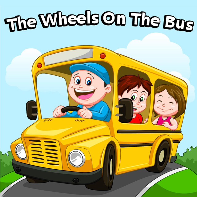 Image result for wheels on the bus images