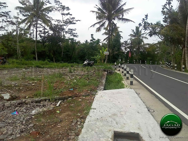 Tanah dalam Kavling jalan Kaliurang Km 12,5