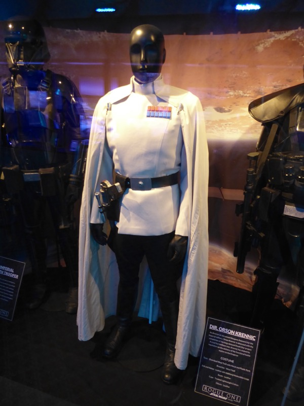 Orson Krennic costume Rogue One Star Wars