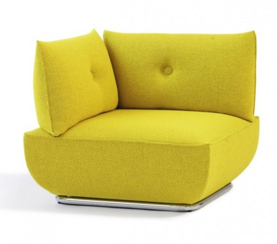 Design classic interior 2012 sof modular y butaca para la decoraci n de sal n por bl station - Butacas para habitacion ...