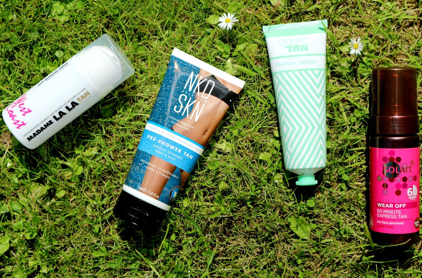 Natural Fake Tan Quick And Easy Tanning Options