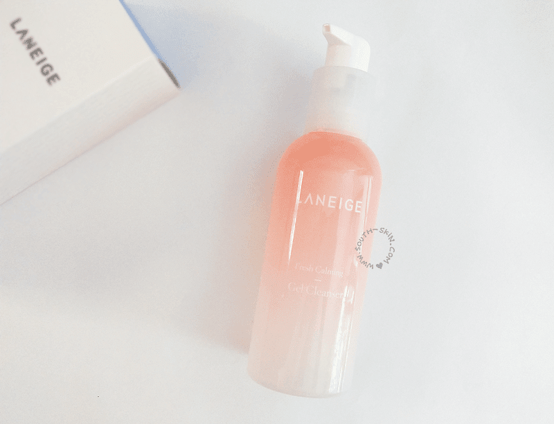 laneige-fresh-calming-gel-cleanser-review
