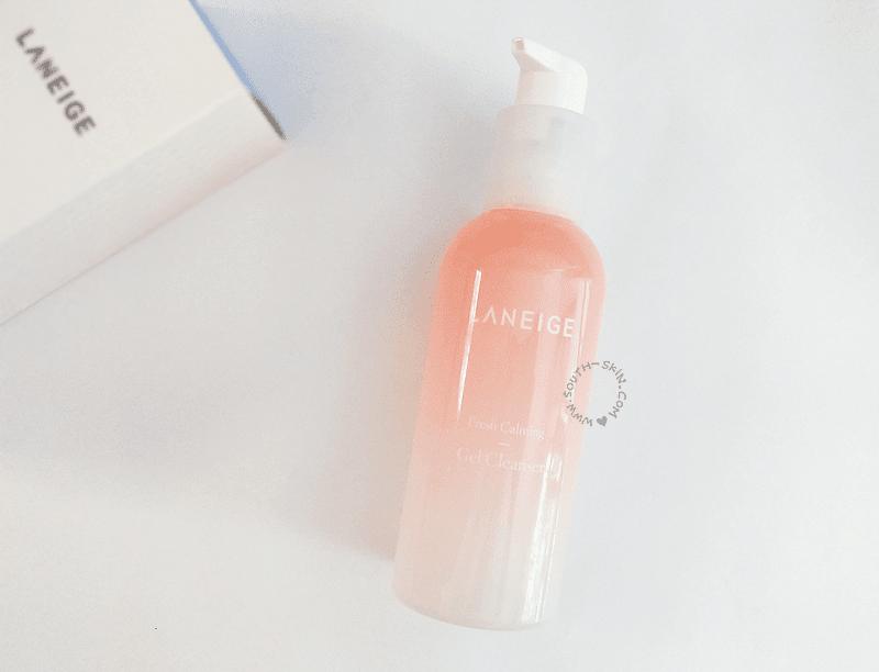 laneige-fresh-calming-gel-cleanser-review