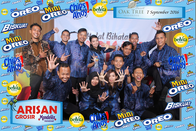 +0856-4020-3369 ; Jasa Photobooth Semarang ~Event Arisan Grosir Mondelez International~
