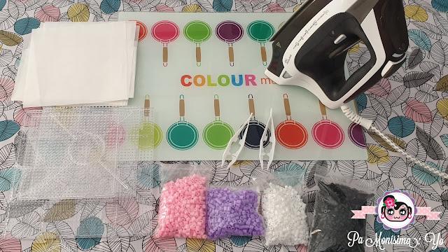 Qué hace falta para hacer hama beads monerías en fieltro pamonisimayo