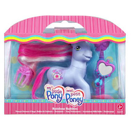 My Little Pony Rainbow Bubbles Super Long Hair  G3 Pony