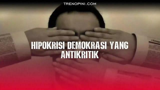 Kembali menjadi trending topik di media sosial. Dikarenakan ada pelaku yang membuat mural visualisasi. Yang mirip dengan wajah presiden Jokowi dengan tulisan di bagian wajahnya ''404 not found''. Mural ini berada di daerah Batu Ceper kota Tangerang dan segera dihapus menggunakan cat hitam oleh pihak kepolisian.