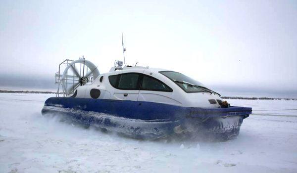 Hovercraft XG-8