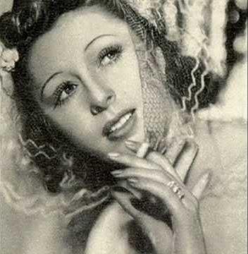 Rosita Serrano, en el esplendor de su carrera.