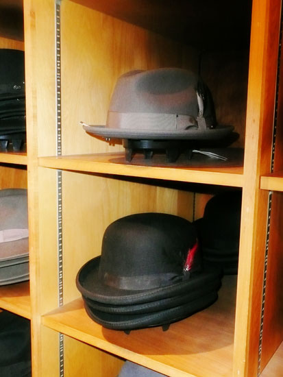 Village Hat Shop by Lady by Choice