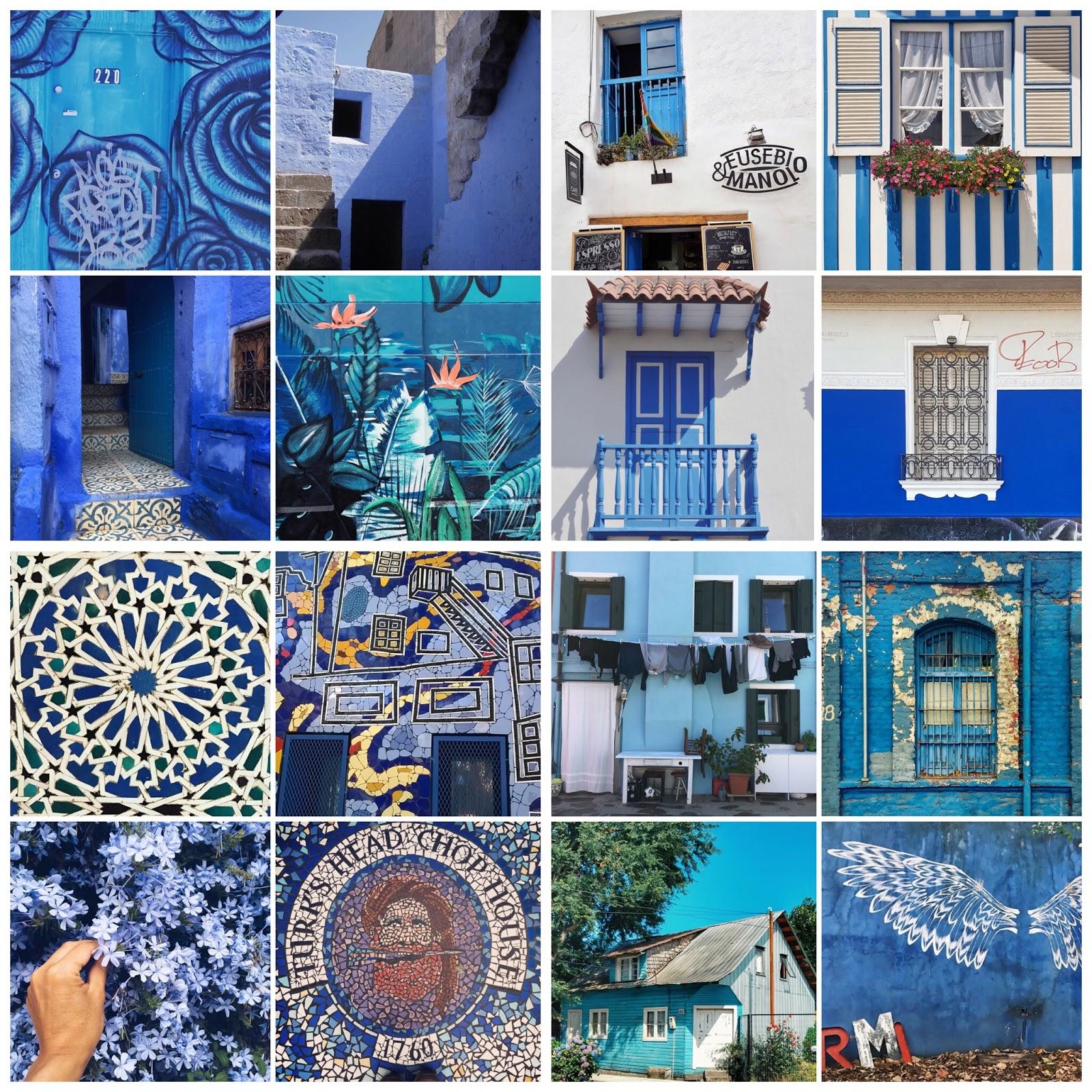 Resumen de #colorsoloparami azul