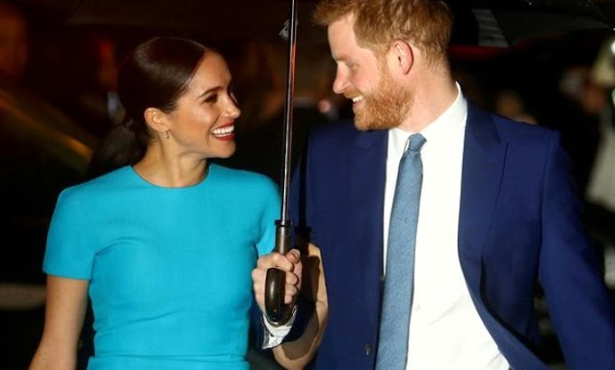 Buckingham Palace releases statement promising to investigate ''bullying of staff'' by Meghan after Times report