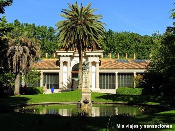 Pabellón Villanueva, Real Jardín Botánico de Madrid