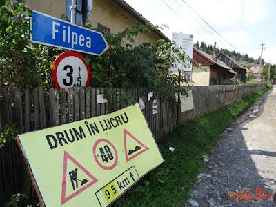 Drum in lucru Filpea
