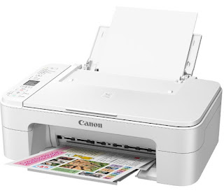 Built for affordable dwelling printing encounter upward alongside the cellular  Canon PIXMA TS3120 Drivers Download