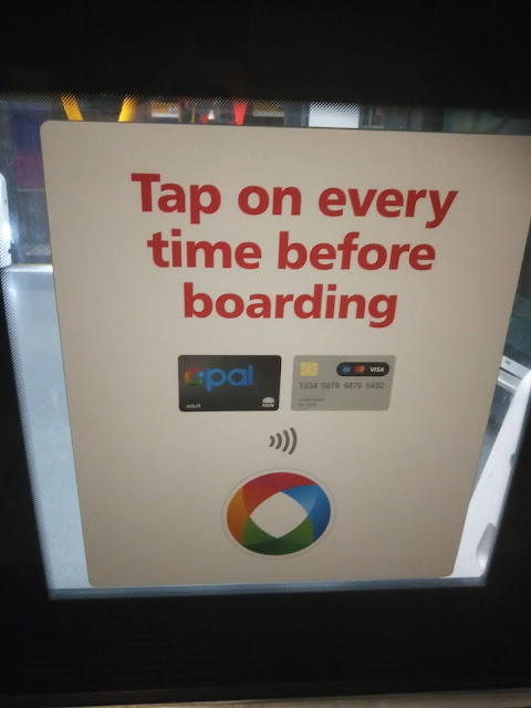 Opal Card - Sydney Public Transport