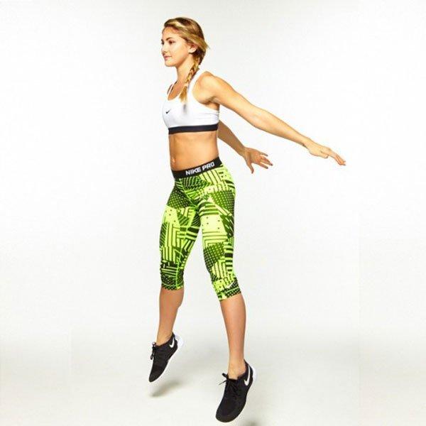 Bài tập Jump Squat – squat nhảy