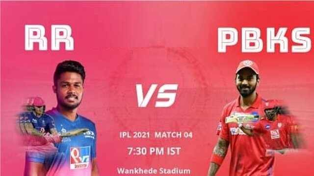 RR vs PBKS IPL 2021 Match Live online free