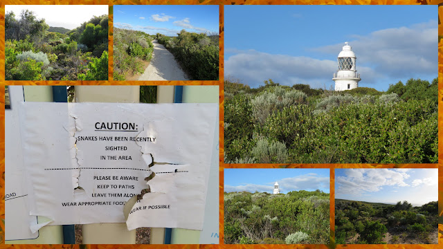 Road Trip to Margaret River in Western Australia - Cape Naturaliste Lighthouse