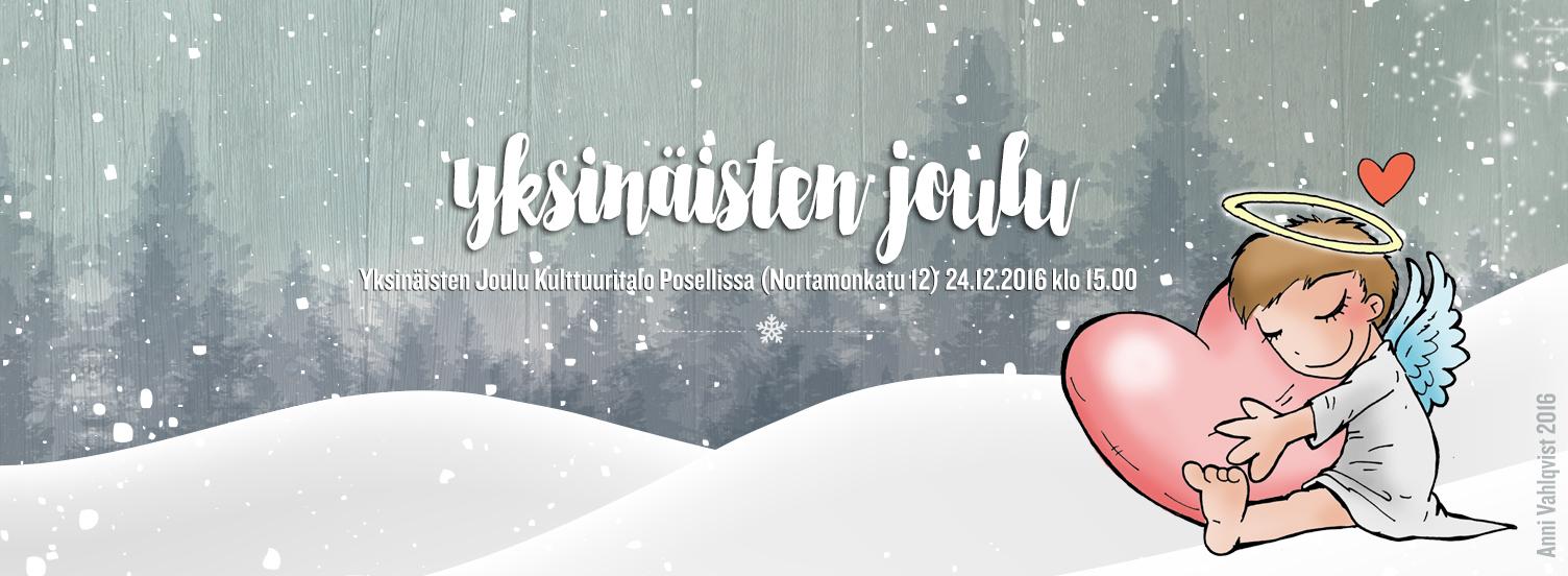 yksinäisten joulu 2018 Yksinäisten Joulu Raumalla   #ANNIOUTLIFE yksinäisten joulu 2018
