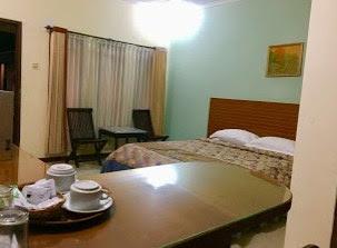 Kamar Hotel Mandalawangi Tasikmalaya