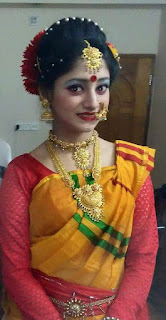 Puja Cherry Roy Wedding