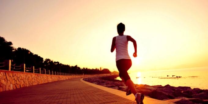 Чем хороши утренние пробежки?