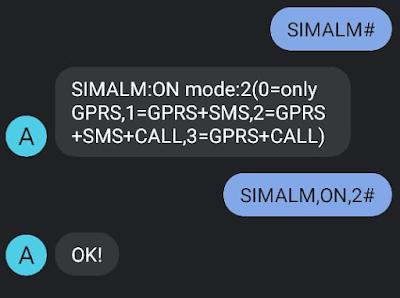 AT2 mini gps tracker simalm