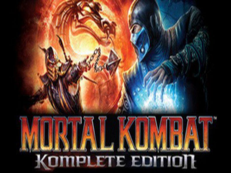 Download Mortal Kombat Komplete Edition Game PC Free