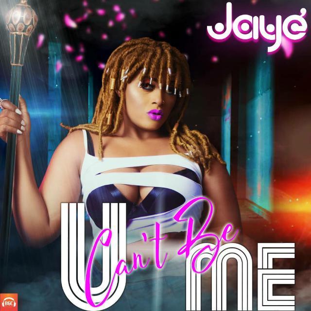 MUSIC ALBUM : JAYÉ - U CAN'T BE ME 》》BGC MELODY