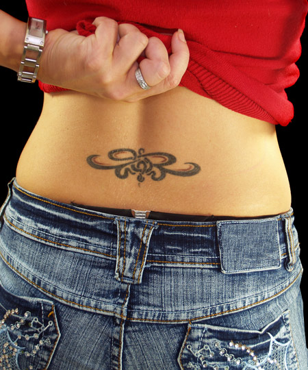 Wallpapers Sols: Lower Back Tattoo Designs Wallpapers