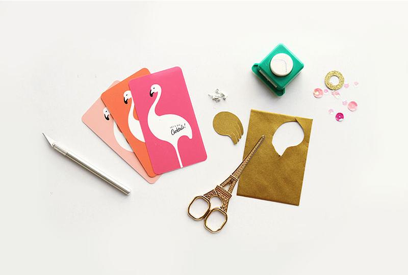 DIY: Objetos inspirados em Flamingos