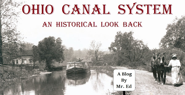 Ohio Canal Historical Pictures
