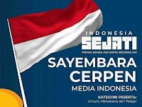 [GRATIS] Lomba Menulis Cerpen Nasional 2021 di Media Indonesia