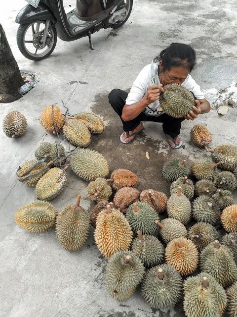 Manis Durian Deles - Bu Dalmi