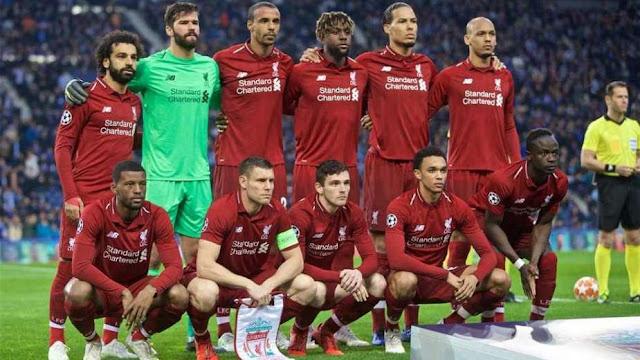 التشكيل المتوقع لموقعة ليفربول