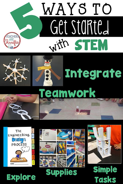 Have you considered trying a STEM Challenge in your classroom? Are you a little apprehensive when you try something new? Do you have questions? I'd love to help you! In fact, I have written several blog posts about this very topic. Zip over to my blog right now to find five questions answered that I am asked most often. You will find easy answers, photos, advice, links to more reading about STEM, and a small freebie! Best of all, you will discover your kids LOVE STEM and will beg to do more!