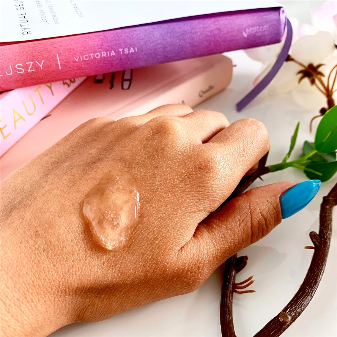 Miya My Beauty Gel konsystencja