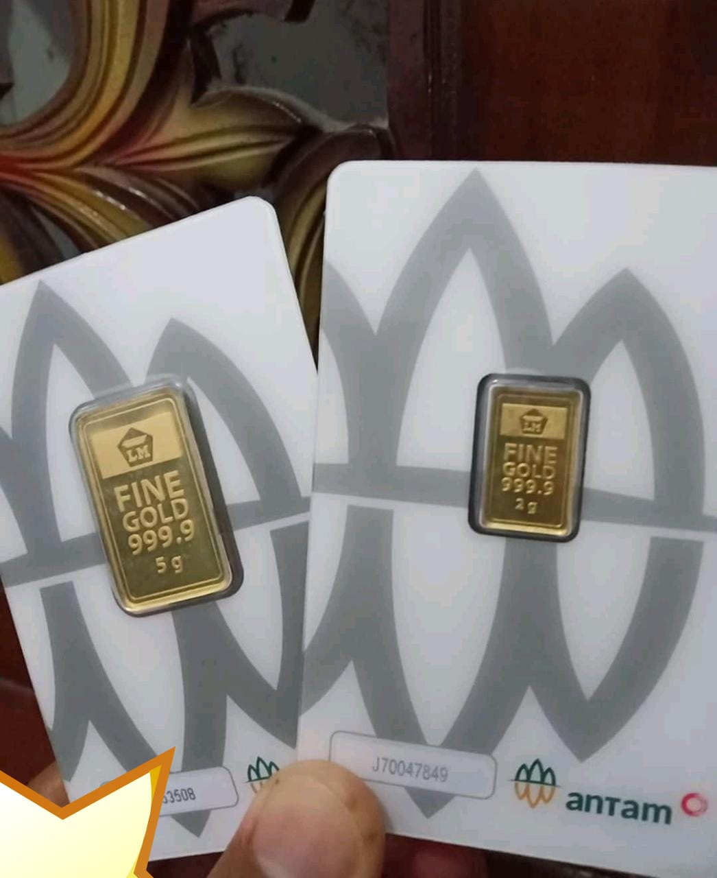 Tempat Terpercaya Untuk Investasi Emas yang Aman dan Untung