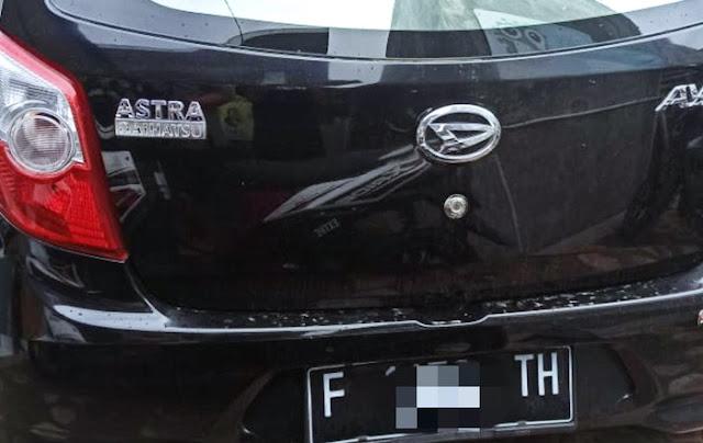 Hadew, PNS di Sukabumi Sembunyikan Paket Bansos di Mobilnya