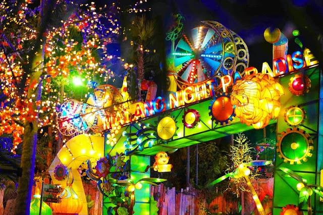 Don't Miss Vacation to Malang Night Paradise with Family