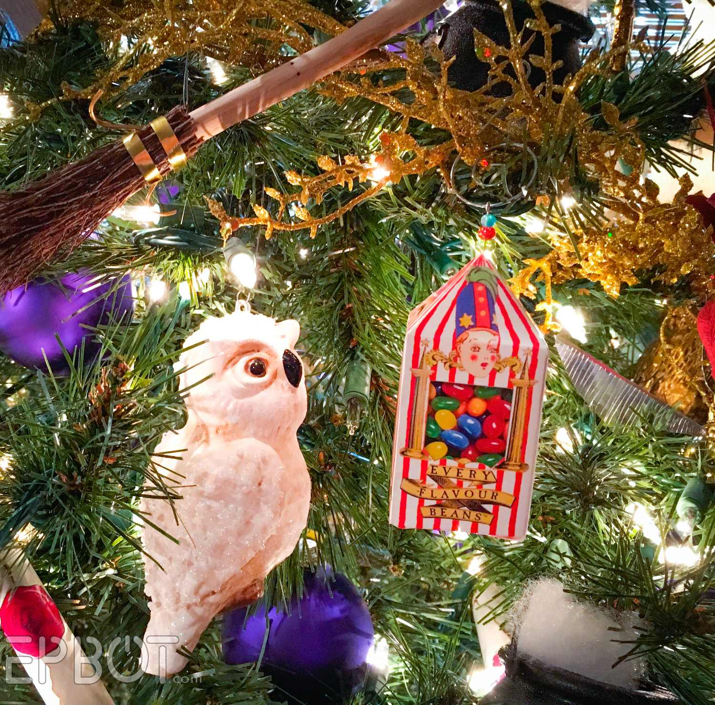 Epbot Bertie Botts Every Flavour Ornaments Free Papercraft