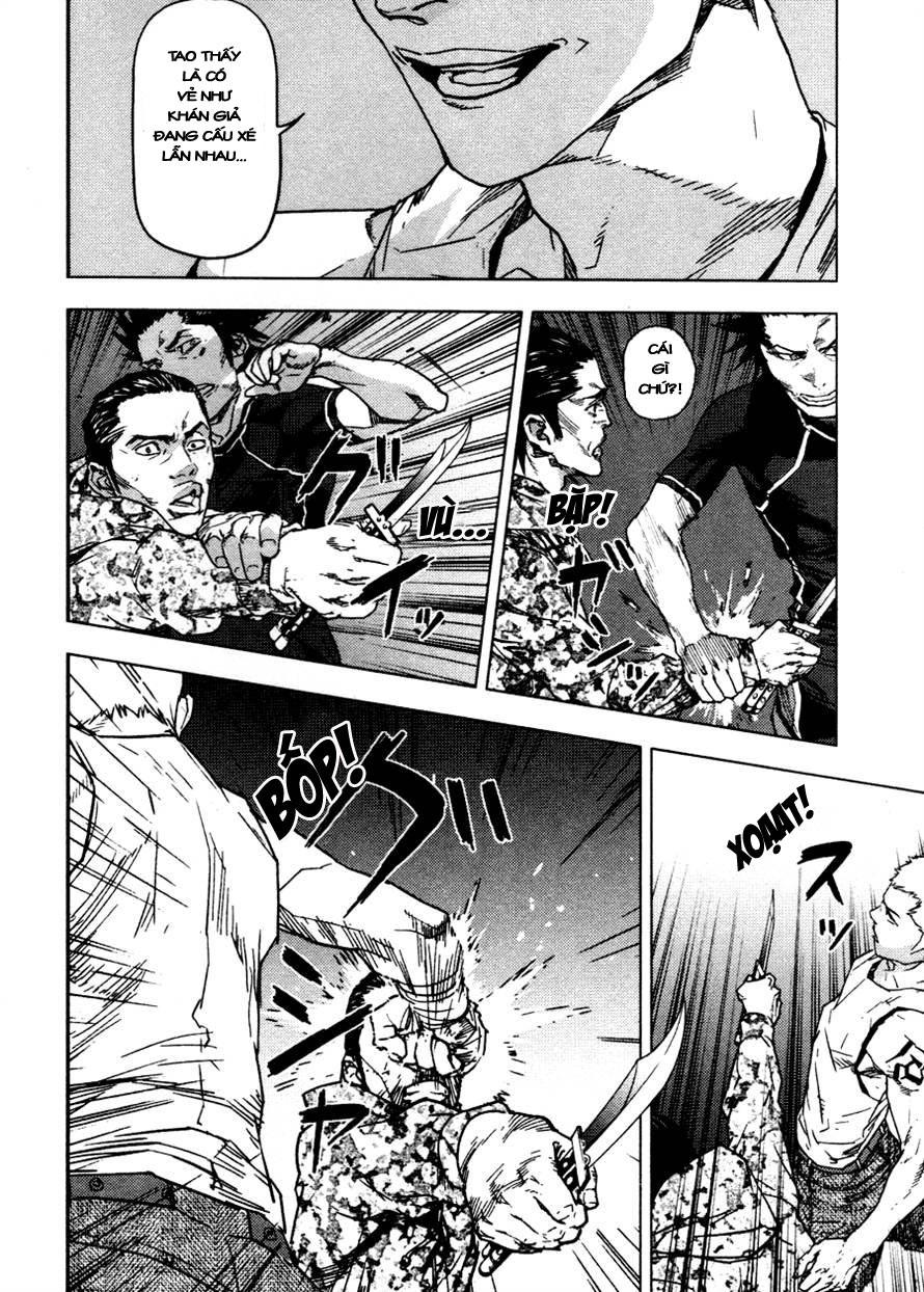 Gekiryuuchi chap 14 trang 9