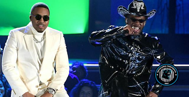 """Lil Nas X lança remix do som """"Rodeo"""" com participação do Nas"""