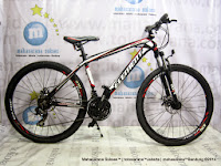 Sepeda Gunung Element Format Aloi 21 Speed 26 Inci