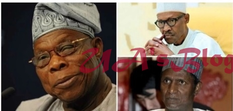 OBJ wants to oust Buhari and install someone else, just like he did to Yar'Adua - Ex-senator alleges
