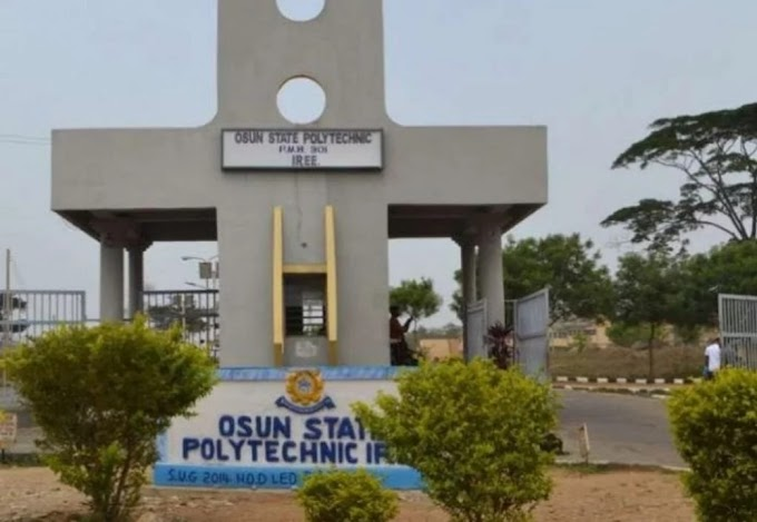 Osun State Poly Iree Admission List 2020/2021 is Out [1st & 2nd]