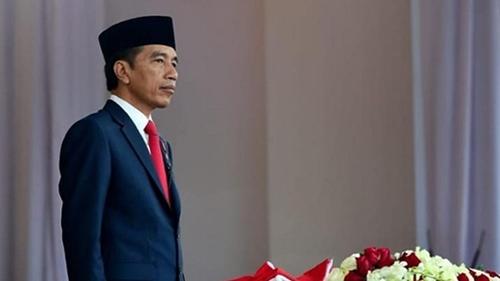Buka Suara Usai Dikritik, Jokowi Banjir Dukungan Netizen: Bijak Negurnya Halus, Tambah Cinta! Salam 3 Periode!