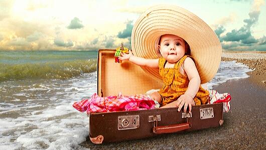 Bebekle seyahat için ihtiyaç duyacağınız bilgiler