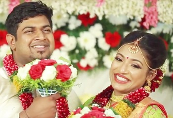 Sneha Wedding Video